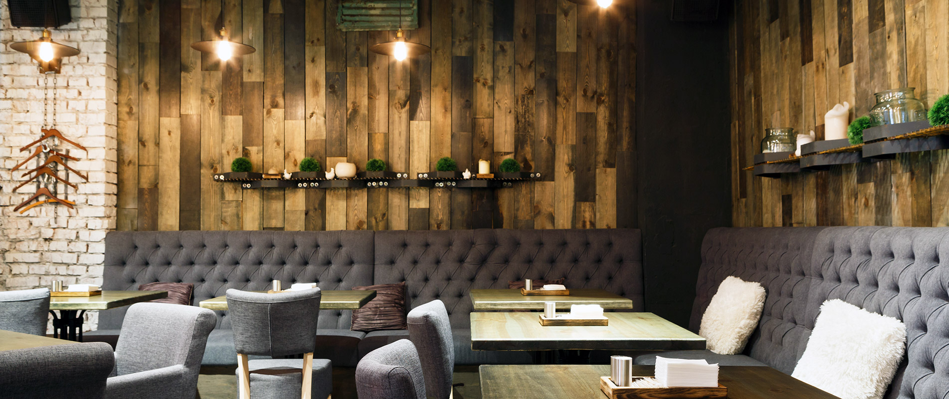 Forbes shop fitting fit-out for Bars, Pubs and Restaurants