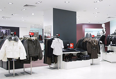 Shop Fitting Services